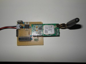 GSM-Board V1.0