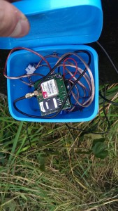 GSM-Board im Feld